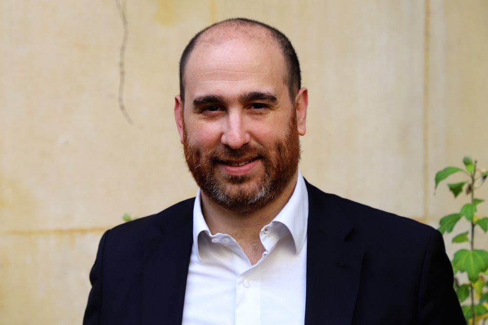 Ruben Arnold, Directeur associé de l'agence de communication Mots-Clés.