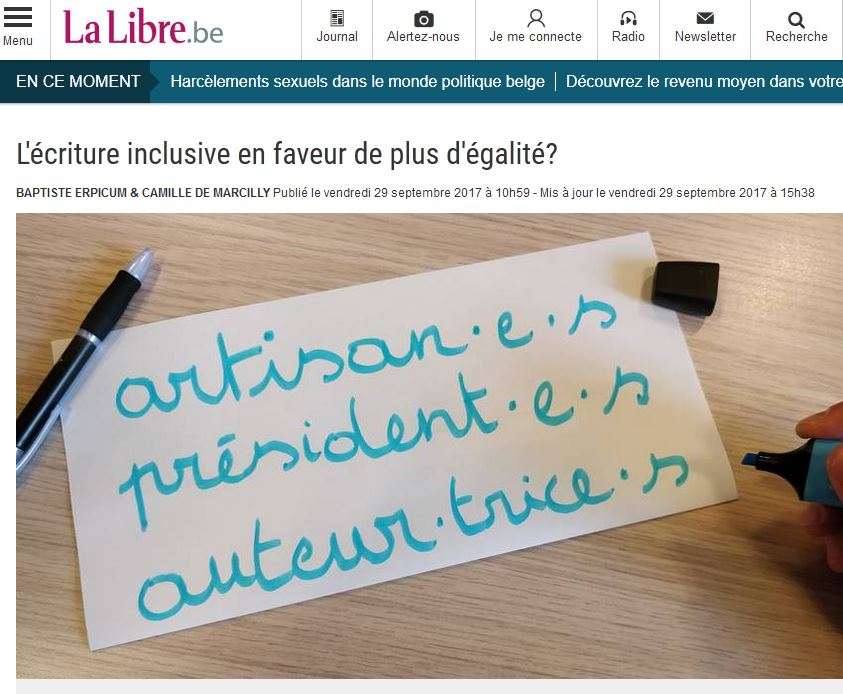 La Libre - Belgique