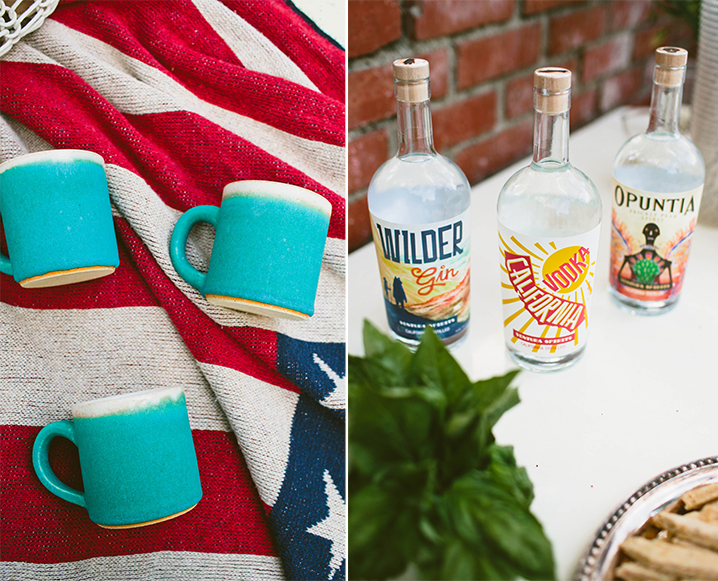The MiA Project , featuring  bkb ceramics ,  Bluebird Blankets , and  Ventura Spirits Company
