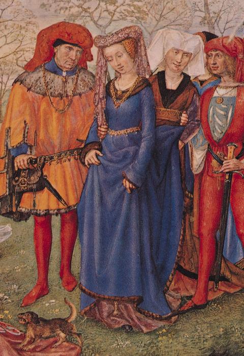 Nicolo da Bologna, 1350