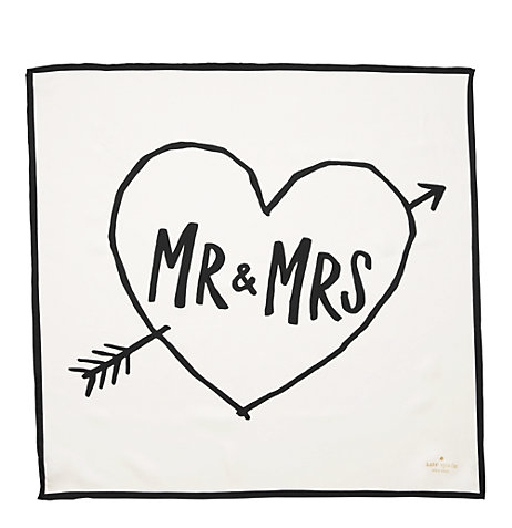bridal shower gift ideas kate spade mr mrs
