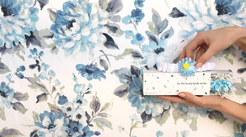 Wedding Garter Toss Songs by Bleu Garters