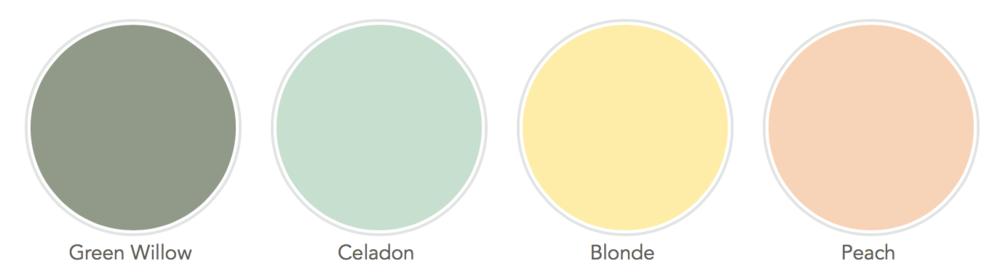 2019 Wedding Color Palette Trends
