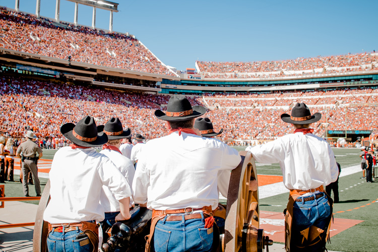 Texas Cowboys Reunion Weekend/UT vs Baylor