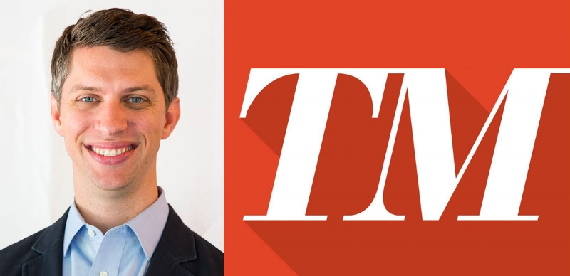 Texas Cowboy, Tim Taliaferro (2003 New Man), Promoted To Editor In Chief At Texas Monthly.Click Hereto read the article.