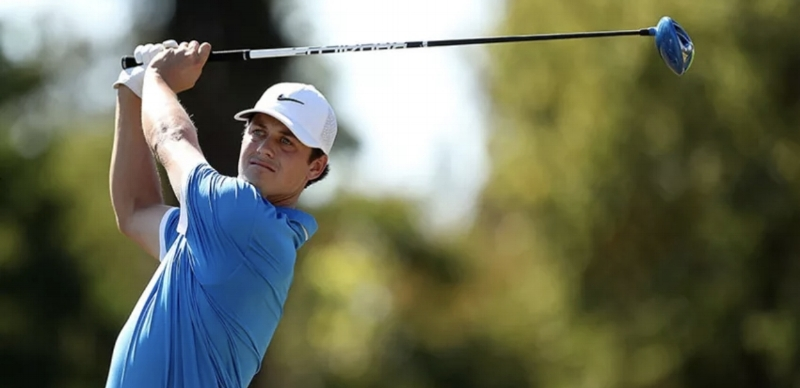Cody Gribble finished at 20-under, four strokes ahead of three challengers to conquer his first title in Jackson.Click Here to read the article.