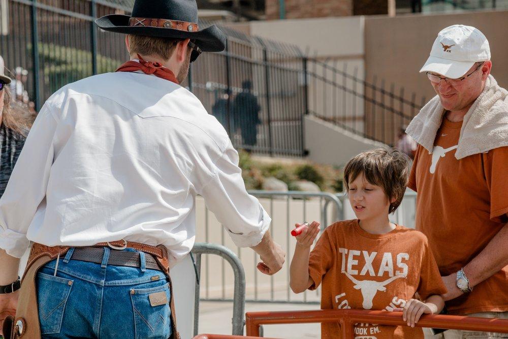 Texas Spring Game