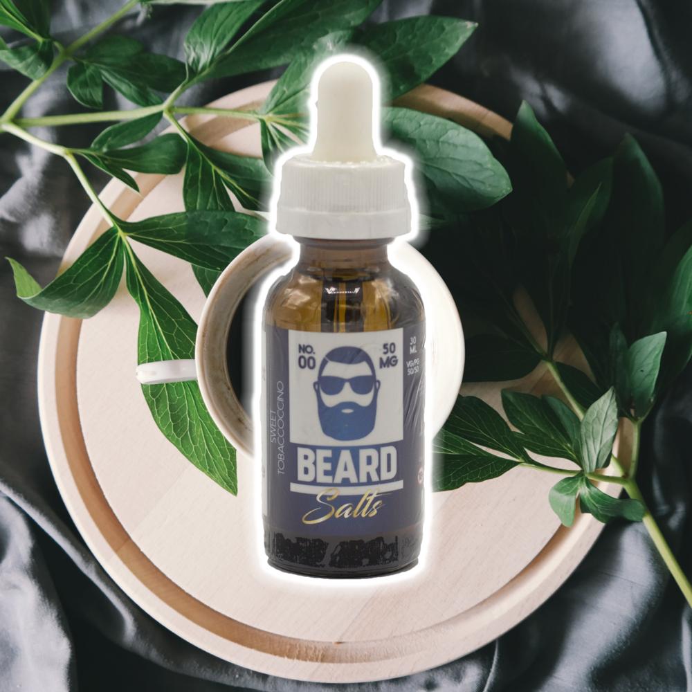 Sweet Tobaccoccino - 50mg - Beard Salts