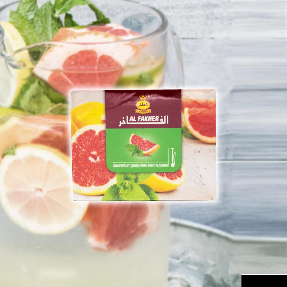 Grapefruit with Mint - Al Fakher