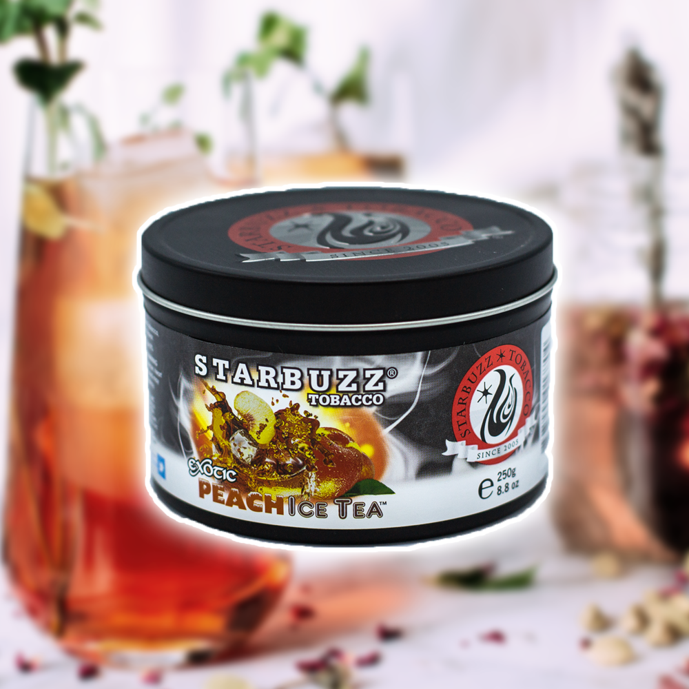 Peach Ice Tea - Starbuzz Tobacco
