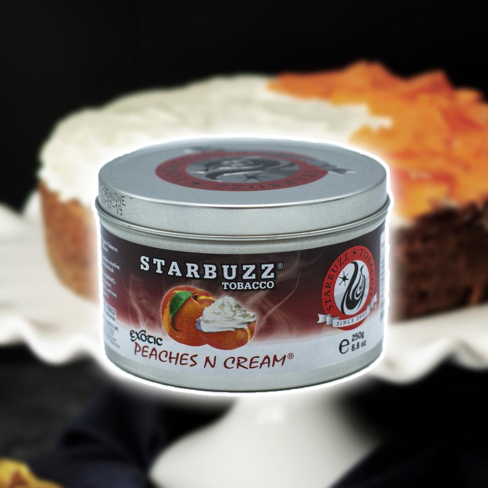 Peaches N Cream - Starbuzz Tobacco