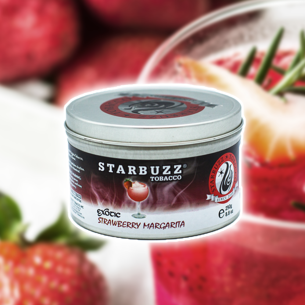 Strawberry Margarita - Starbuzz Tobacco