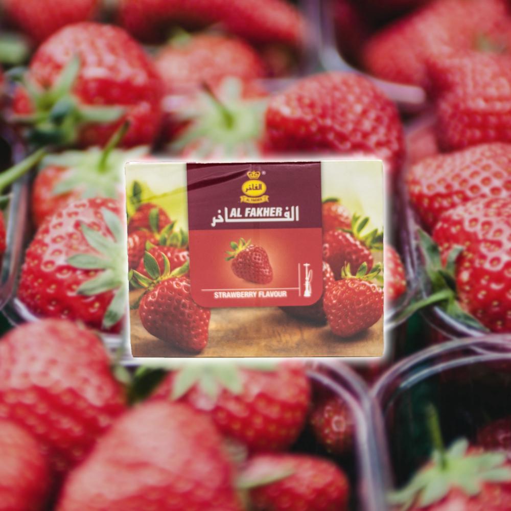 Strawberry - Al Fakher
