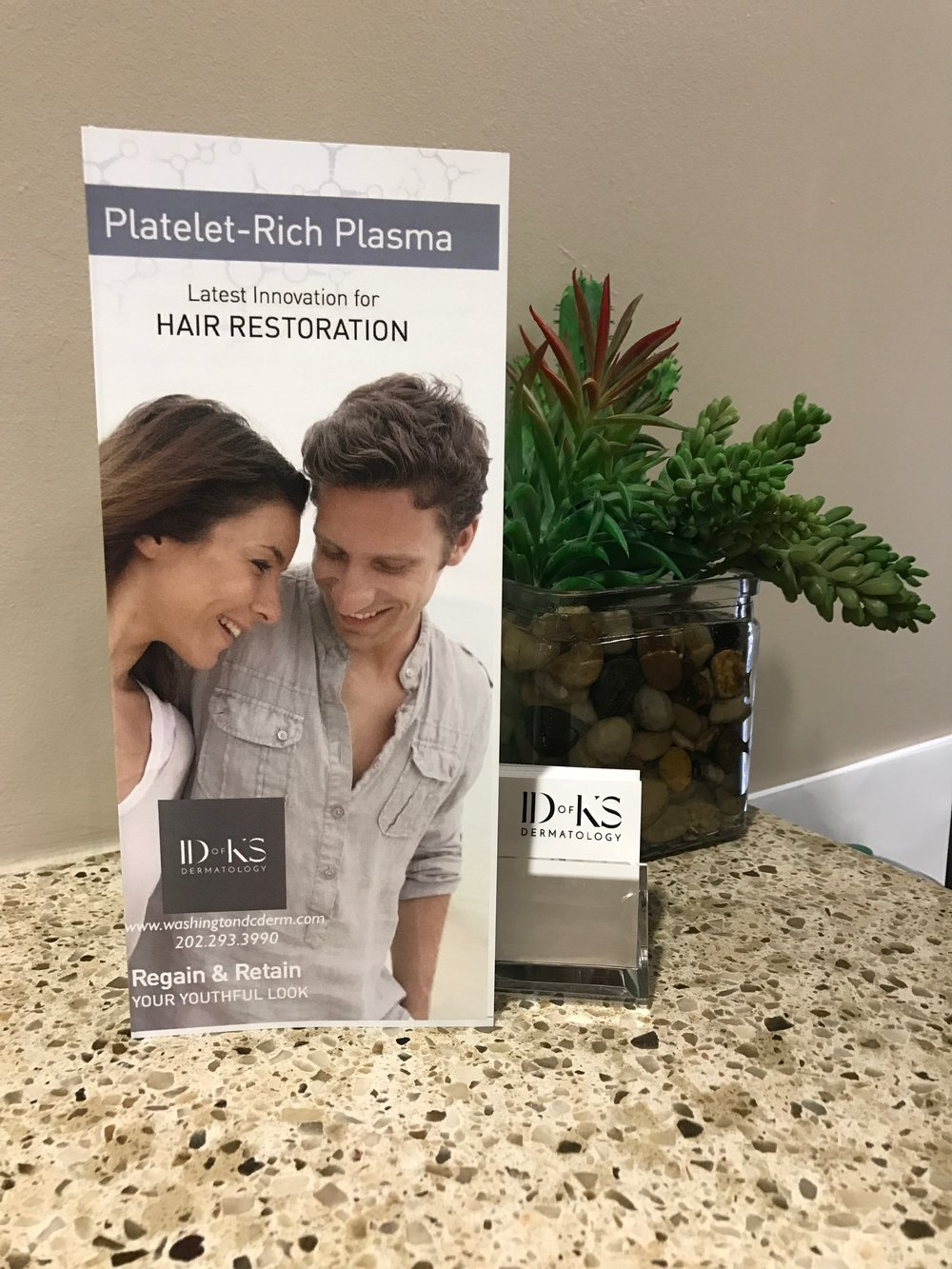Grab one of our brochures when you stop by!