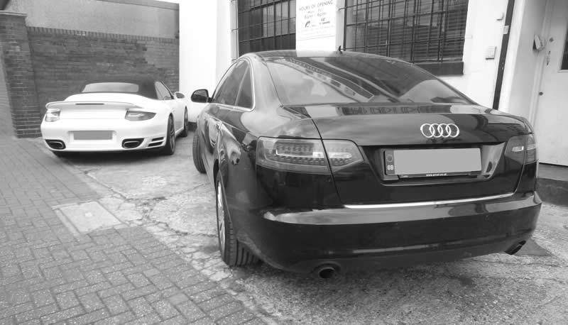 german car bodyshop