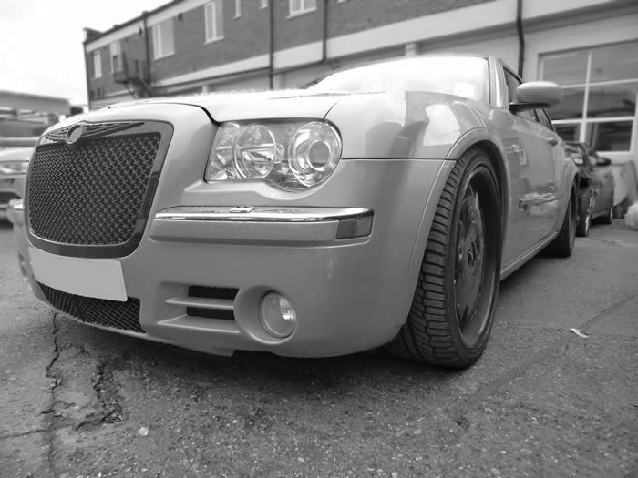 luxury car repair