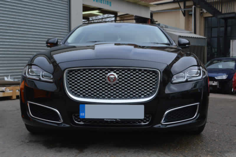 jaguar dent repair in london