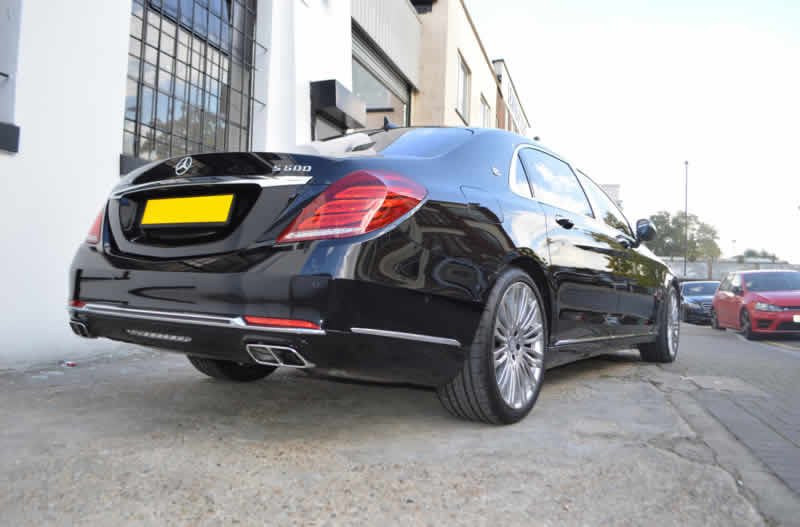 maybach repair london