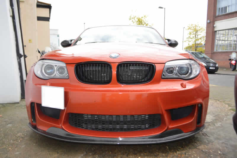 bumper repair for bmw