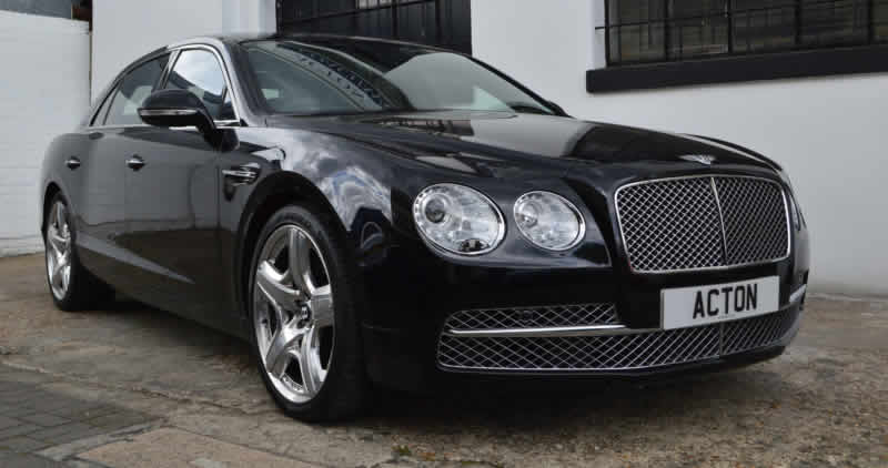 bentley crash repair london
