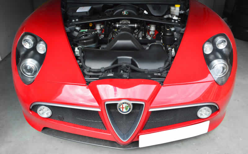alfa romeo bodyshop london