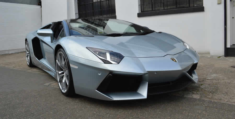 lambo bumper repair london