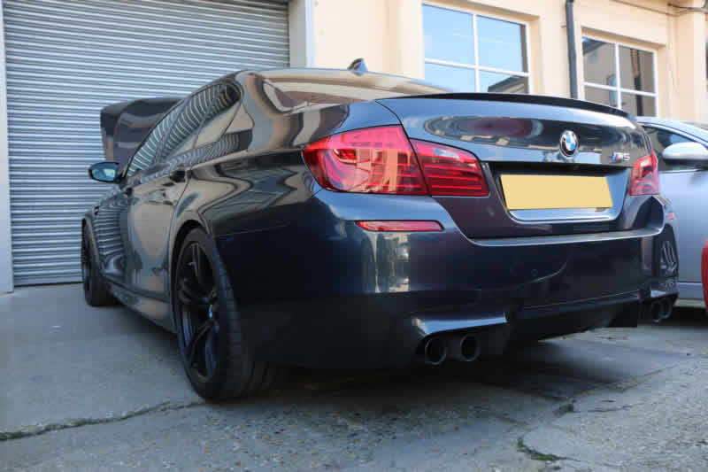bmw m5 bodywork repair