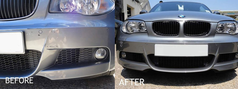 BMW door repair