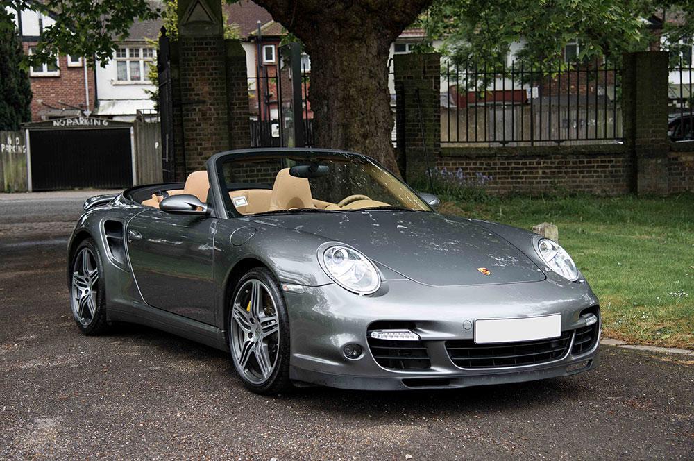 Porsche 911 Turbo (997) -