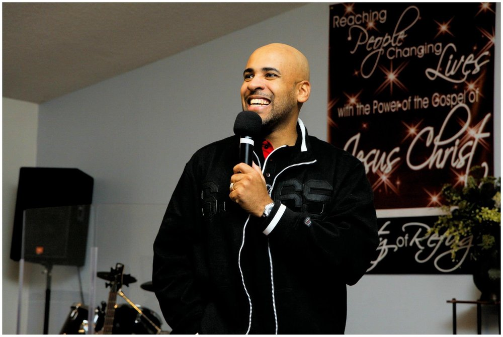 Efrain D. Garcia Jr. is the CEO of Eflat Records.