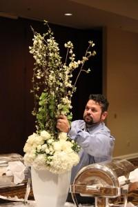 St Louis Wedding Florist Festive Couture Floral Frankie Peltier