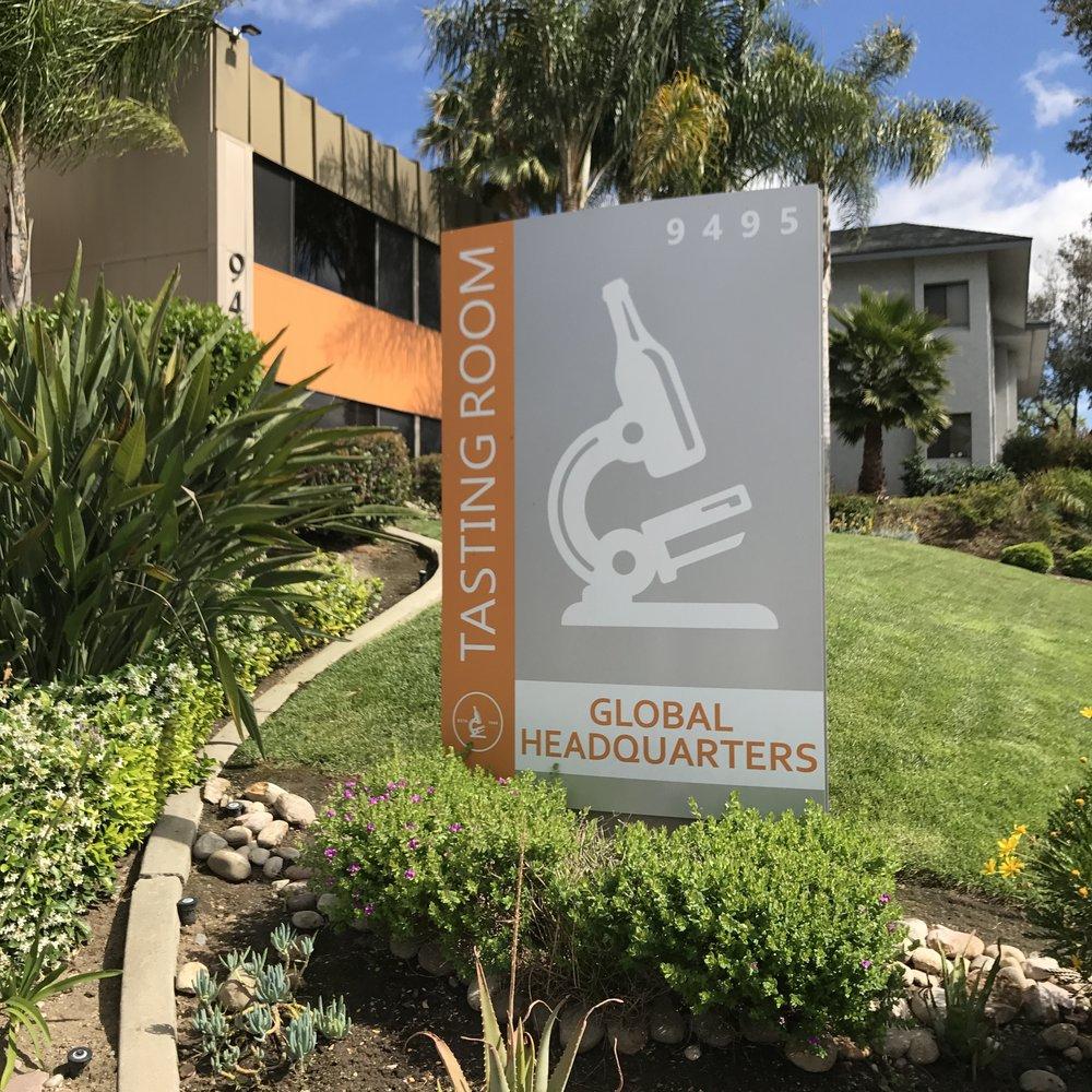 White Labs Global Headquarters in Miramar.
