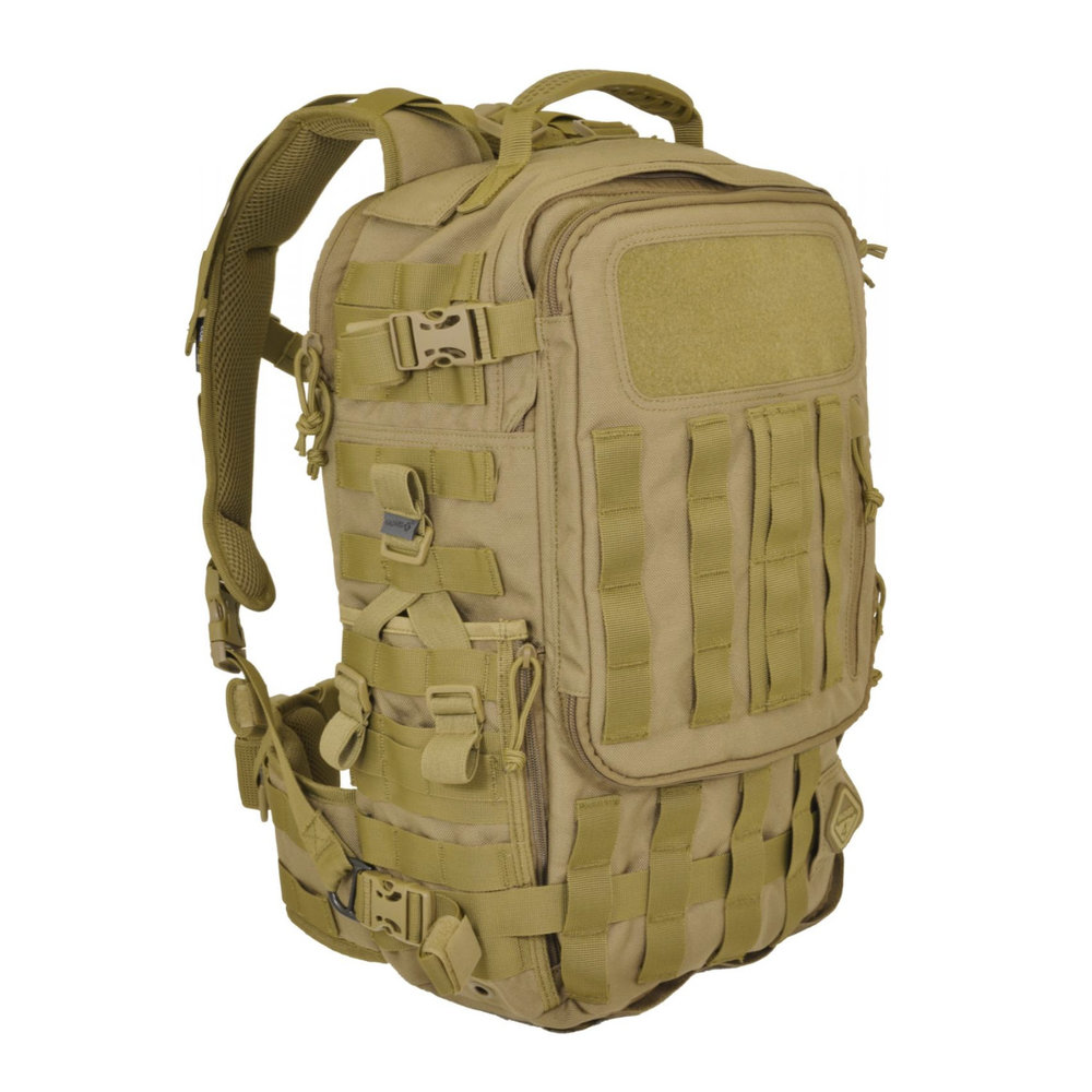 Second Front Backpack - Hazard 4