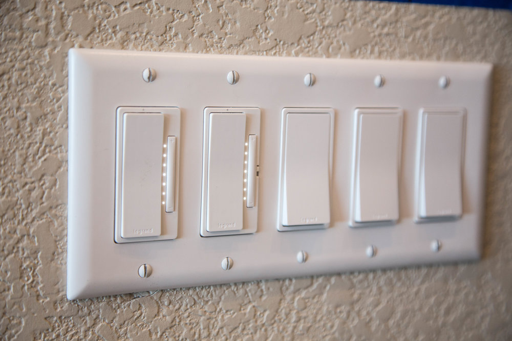 Legrand Dimmer Switches