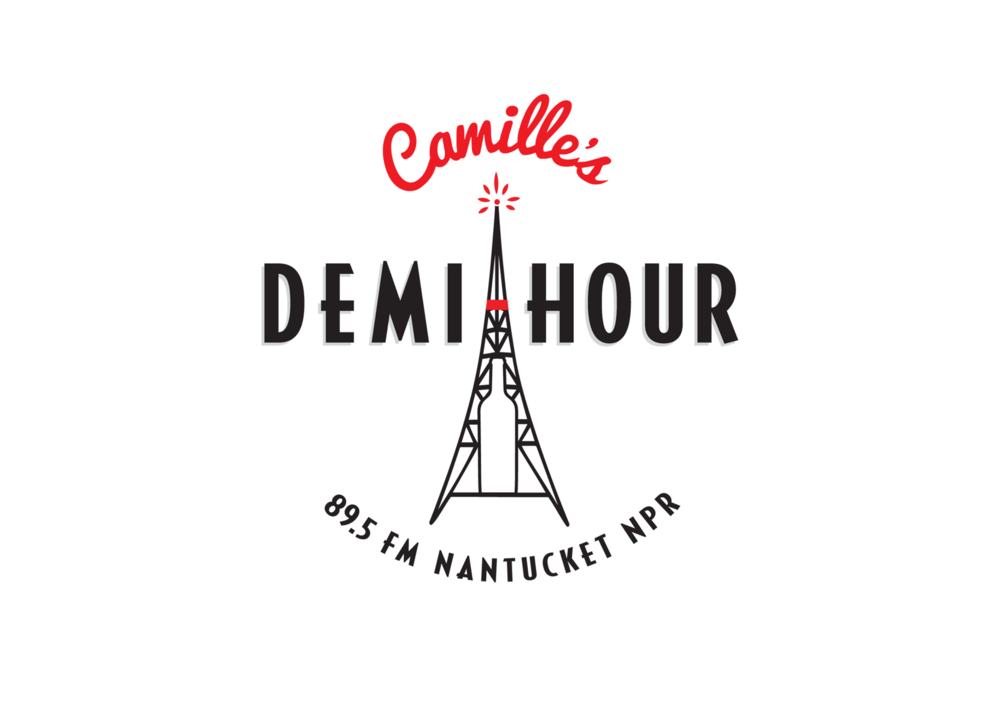 Camille's Demi-Hour soon to be on podcast on apple iTunes. Stay tuned!