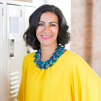 Suzanne El-Moursi  |  GN Panelist
