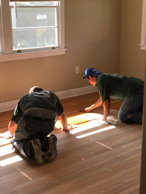installing hardwood floors refinishing hardwood new orleans