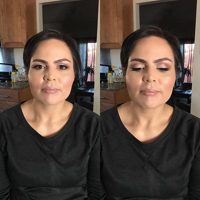 My other beautiful twin! 👩🏻👩🏻 #makeupstudioelite #centralcoastmakeupartist #centralcoastweddings #bridalmakeup