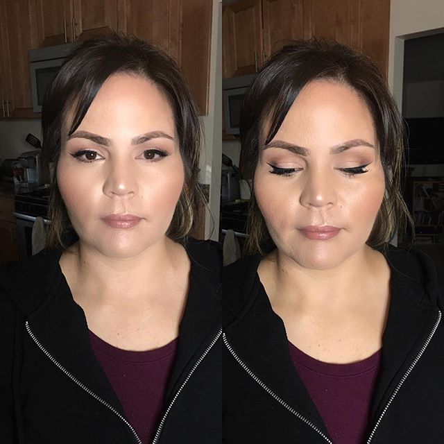 I got to glam twin sisters for a wedding and it was so fun! They both opted for natural glam which was the perfect choice👰🏻 #makeupstudioelite #centralcoastmakeupartist #centralcoastweddings #bridalmakeup