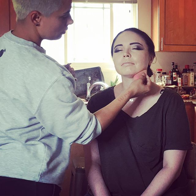 #makeupstudioelite831 #pebblebeachconcoursdelegance