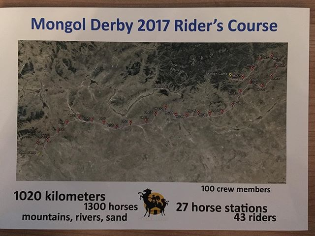 See that?! 1020km.  #mongolderby2017 #mongolderby #forceofnature #optoutside