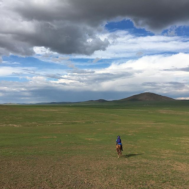The race was real. It was tough. It was exhilarating. It was exhausting. It was fast. It was slow. It was challenging.  Mongolia is special. The people are beautiful. The horses are champions (well, most of them). It's been an adventure of a lifetime. We both loved every minute. We both would do it again.  Thank you Mongolia.
