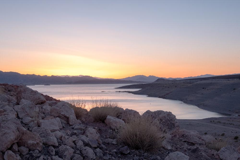 Lake Mead katelin reeser