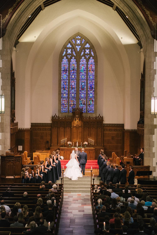 Kristen & Dylan | Grove City Wedding — Kim Hadden Photography