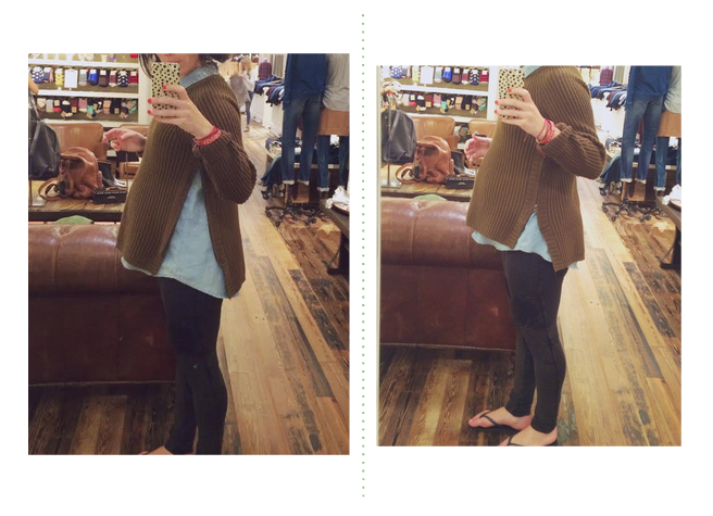 MadreMadewell_sweater_selfies