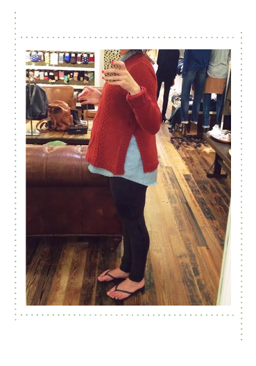 madremadewell_sweater_selfie_2