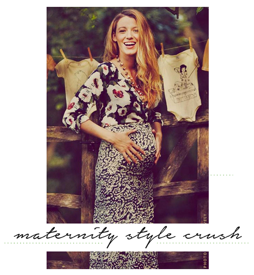 blake lively pregnancy photos