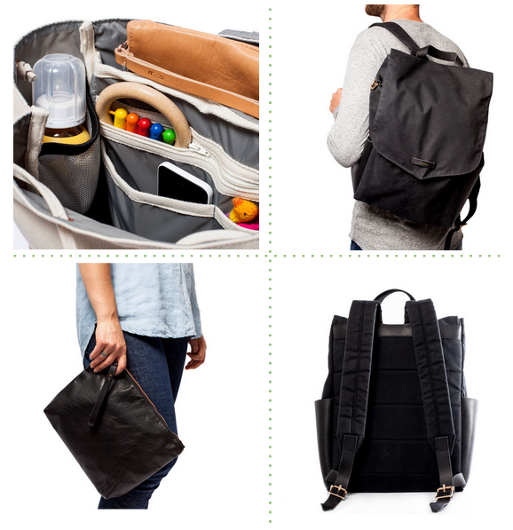 leader bag co diaper bag