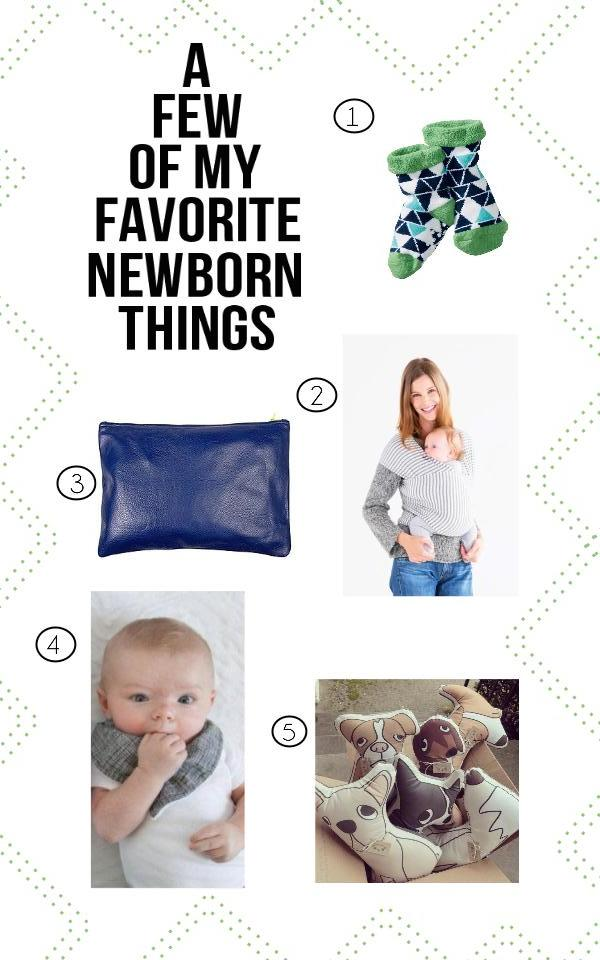newborn favorite products