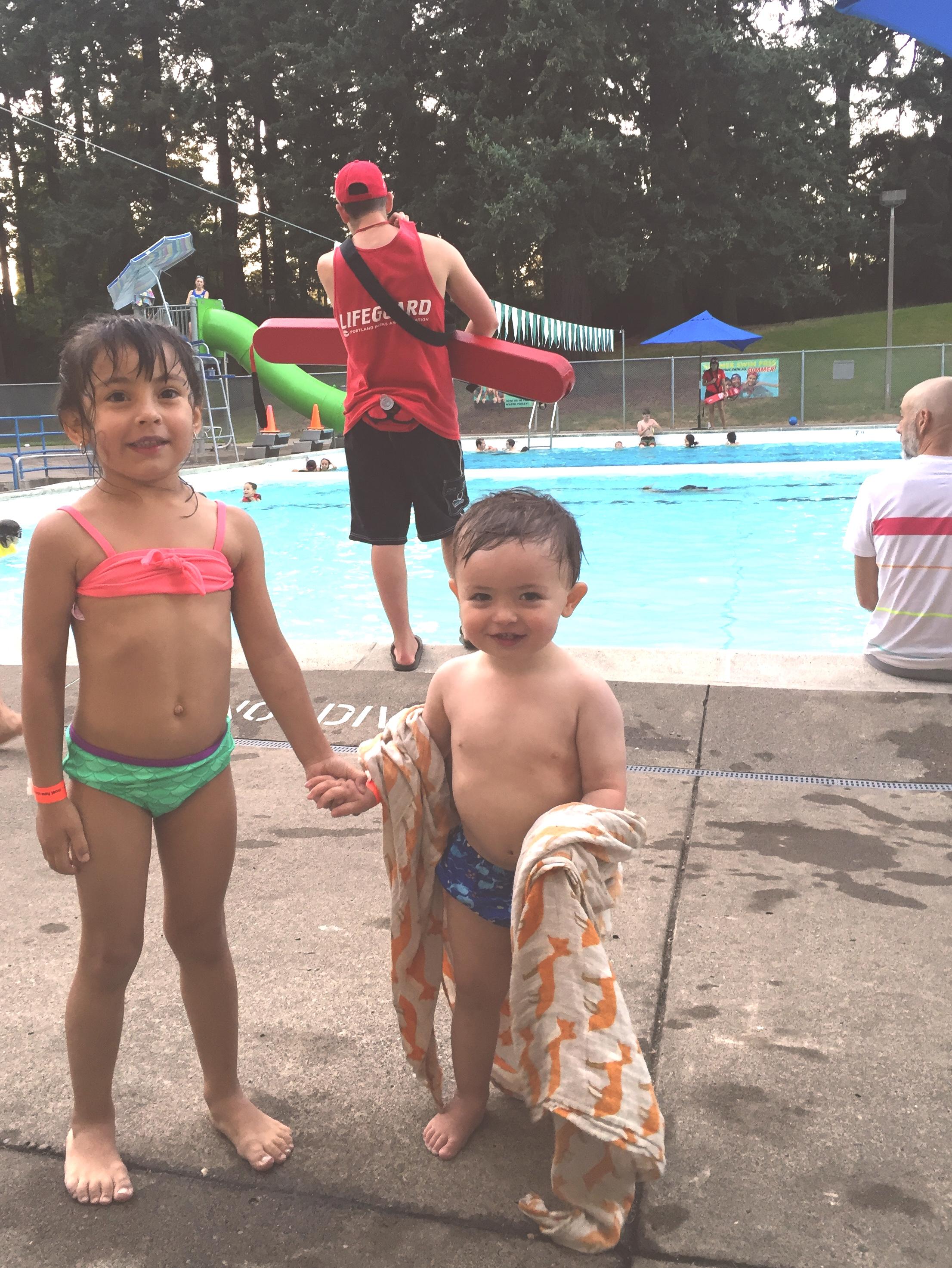 creston swimming pool